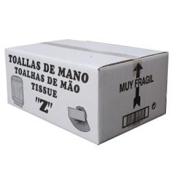 TOALLA ZIG-ZAG TISSUE  2C...